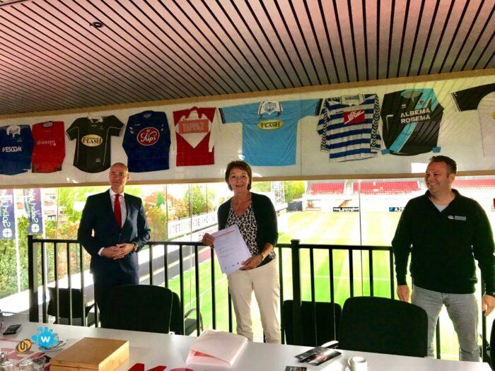Helmond Sport en gemeente gaan voor minimale inzet politie