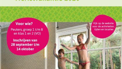 Jibb+ herfstvakantie activiteiten in Helmond!