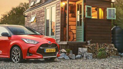 De nieuwe Toyota Yaris
