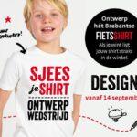 Ontwerpwedstrijd voor hét Brabantse fietsshirt sjeesjeshirt