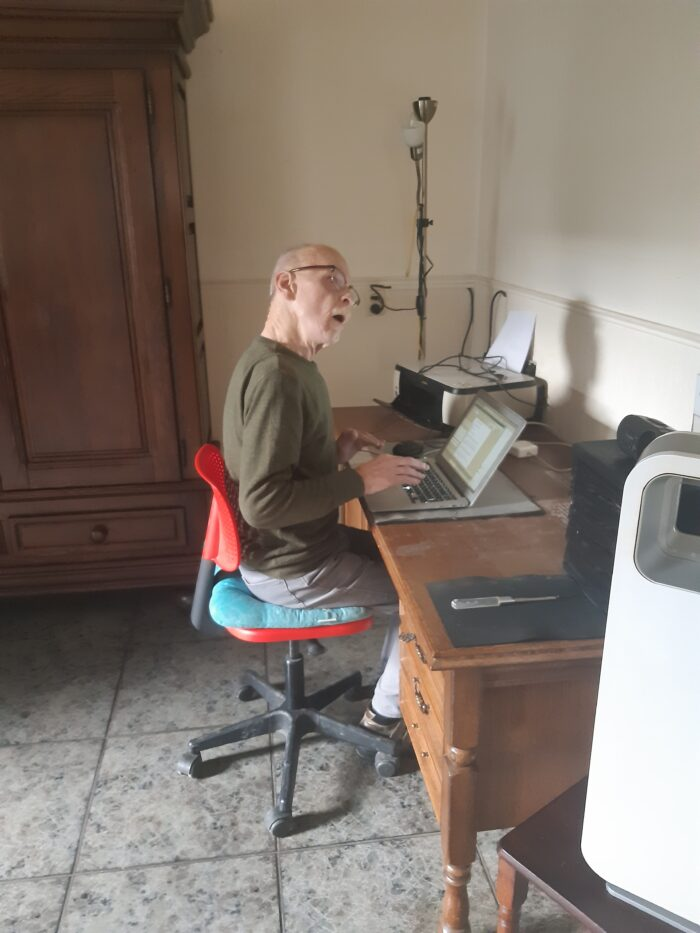 Jan Lormans (70) over zijn leven en grote droom