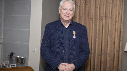 Koninklijke Onderscheiding voor Rob Aarts uit Helmond