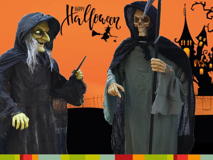 Happy Halloween Weken in Winkelcentrum De Bus