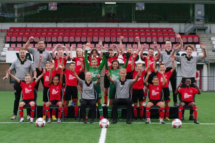 De Helmond Sport Jeugd Academy bloeit weer op
