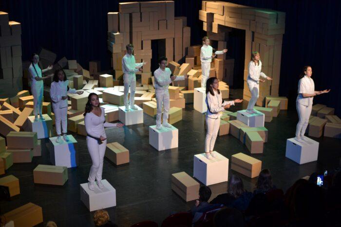 Wegens succes nog één keer voorstelling Antigone in Annatheater