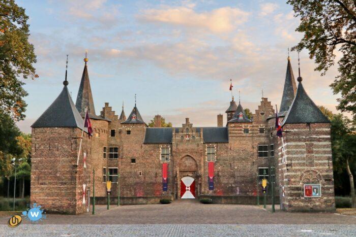Open Monumentendag in kasteel van Helmond en Land van de Peel
