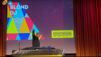 Bastiaan Weijnen winnaar DJ Kunstbende Brabant
