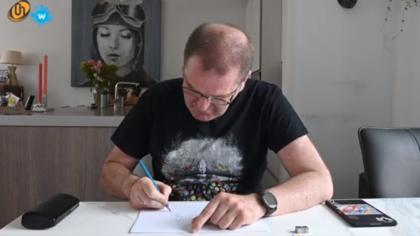 Gedrivve Hellemonder: Leonard Claessens over zijn liefde voor tekenen