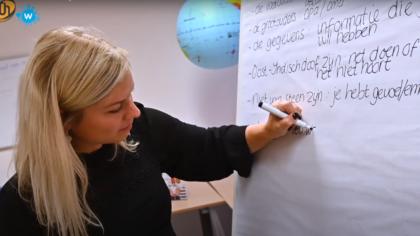 Aanpak basisschool De Vuurvogel bekend in 45 landen