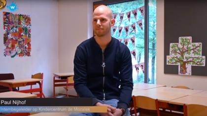 Paul Nijhof inspireert jeugd met boek 'Rapper In Nood'