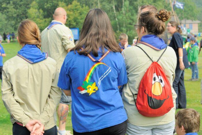 Bij scouting Rijpelberg is iedereen welkom