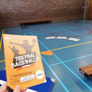Trefbal & Baseball5 toernooi samen met Mulo Honk-en Softbal vanuit Jibb+Helmond @ Veka Sportcentrum | Helmond | Noord-Brabant | Nederland