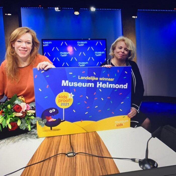 Het kindvriendelijkste museum van Nederland staat in Helmond!