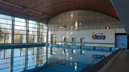 Zwembaden van Laco sportcentrum Helmond weer open