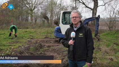 832 bomen voor de Plan Boom actie