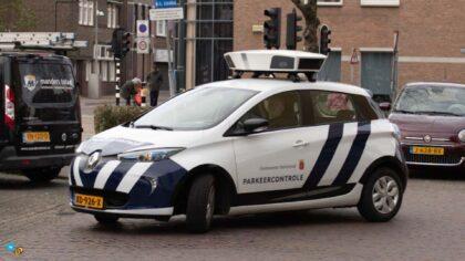 Veel storingen met scanauto parkeerbeheer Helmond