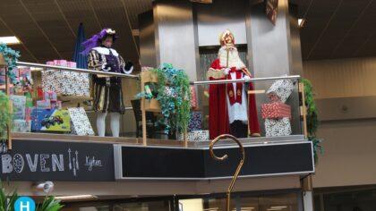 Hotel Marsepein ontvangt Sinterklaas en Pieten