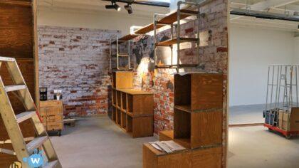 Update voor EDAH museum in Loods 20