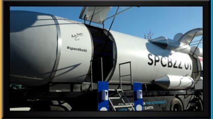 Een echte raket in Helmond