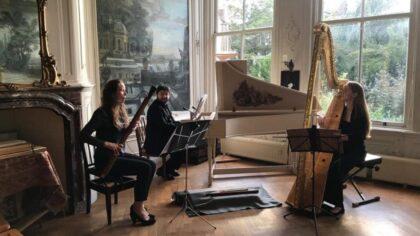 Florens Ensemble speelt muziek uit Shakespeares tijd