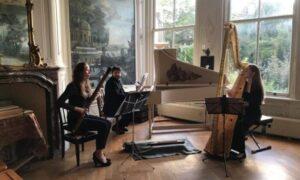 Florens Ensemble speelt muziek uit Shakespeares tijd @ Pleinzaal Theater Speelhuis | Helmond | Noord-Brabant | Nederland