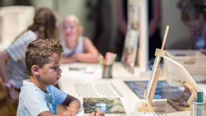 Tentoonstelling 'Werkplaats Lucas Gassel' in Museum Helmond
