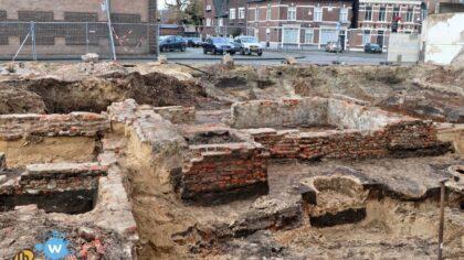 Archeologisch onderzoek aan de Kerkstraat Zuid in Helmond