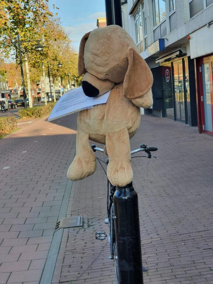 Actie tegen kindermishandeling in Helmond