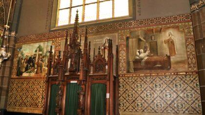 Studenten Sint Lucas sluiten project Lambertuskerk af