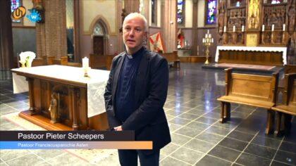 Pastoor Pieter Scheepers weer thuis in Mierlo-Hout
