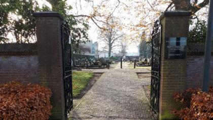 Aankondiging verlopen graf- en urnrechten en/of voorgenomen ruiming graven en urnen