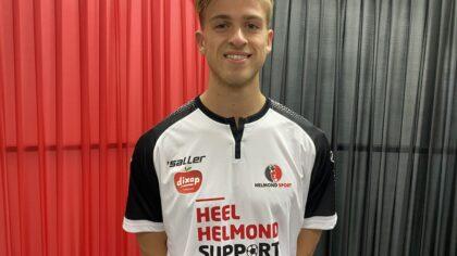 Helmond Sport speelt drie wedstrijden in speciaal shirt
