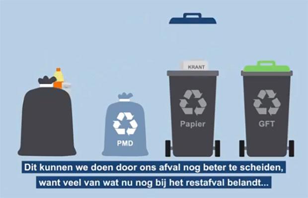 """Inwoners zeggen """"nee!"""" tegen afvalstoffenheffing"""