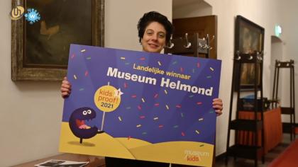 Museum Helmond kindvriendelijkste museum van Nederland