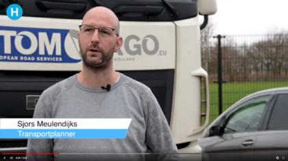 Helmondse chauffeurs vast in het Verenigd Koninkrijk
