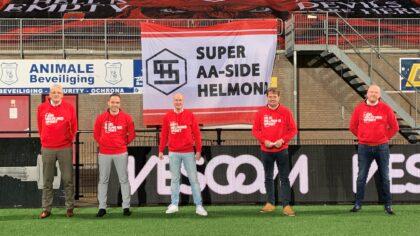 Bestuur Helmond Sport compleet met William Verkoelen