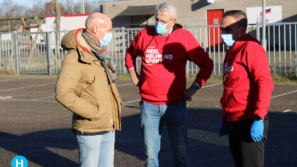 Helmond Sport bedankt vrijwilligers