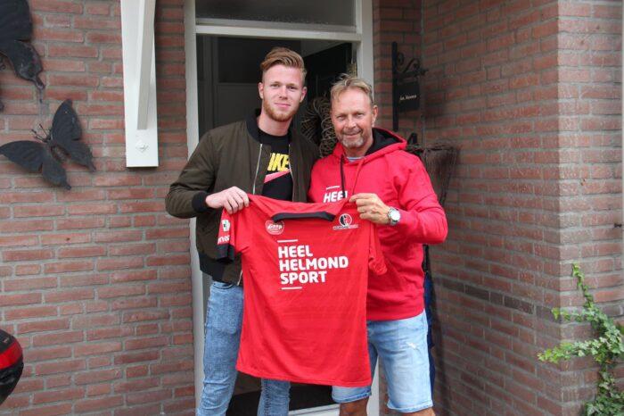 """De Muws"" in de Helmond Sport Pop-up store"