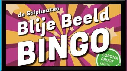 Stiphoutse Blije Beeld Bingo in het nieuws