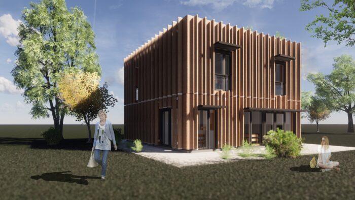 Innovatieve woningen als eerste in Brainport Smart District