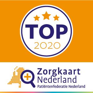 Sint Annaklooster in top 2020 van ZorgkaartNederland