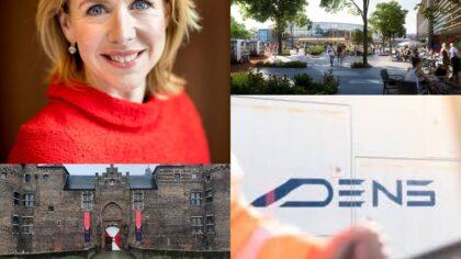 Digitaal bezoek staatssecretaris aan Brainport Smart District en DENS