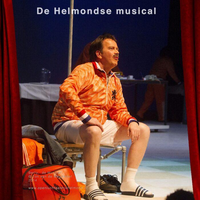 Foto-expositie over de drie Helmondse musicals