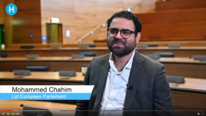 Mohammed Chahim genoot van deelname Slimste Mens