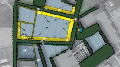Solarcentury wil voormalige vuilstort natuur en zonneweide maken