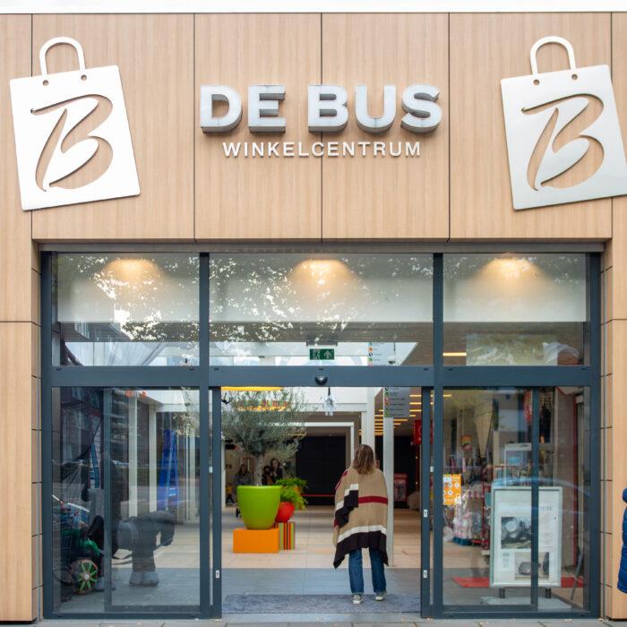 Winkelcentrum de Bus steunt zijn ondernemers
