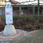 Bevrijdingsmonument in Brouwhuis