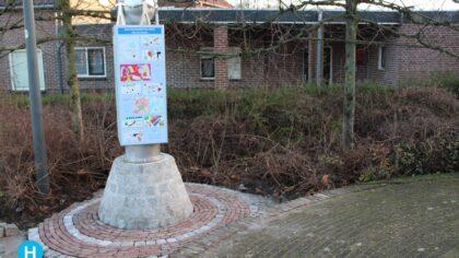 Bevrijdingsmonument in Brouwhuis nadert voltooiing
