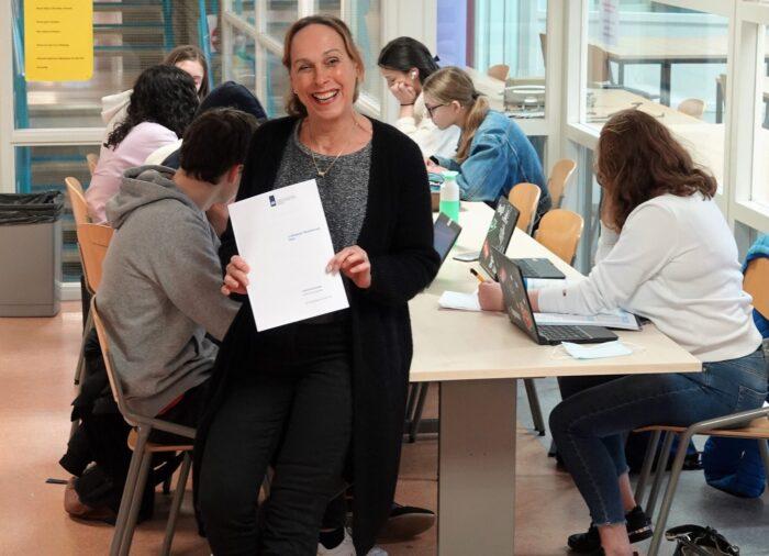 Waardering 'goed' voor Jan van Brabant College
