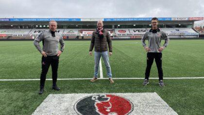 Helmond Sport, Wil Boessen en Frank van Kempen gaan samen door